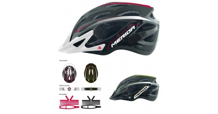 Casco Merida Charguer